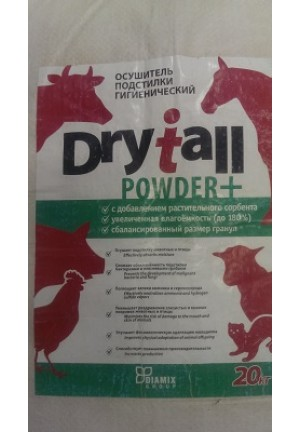 DryTall Powder Plus (Драйтал Паудер Плюс)